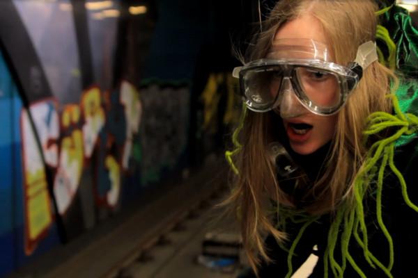 Ein Filmprojekte mit Jugendlichen über unsere Welt aus einer neuen Perspektive.