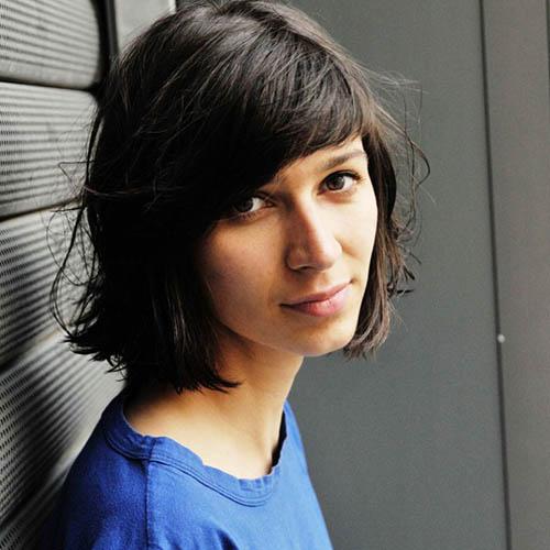 Maelle Giovanetti - Schauspielerin - AMEL?