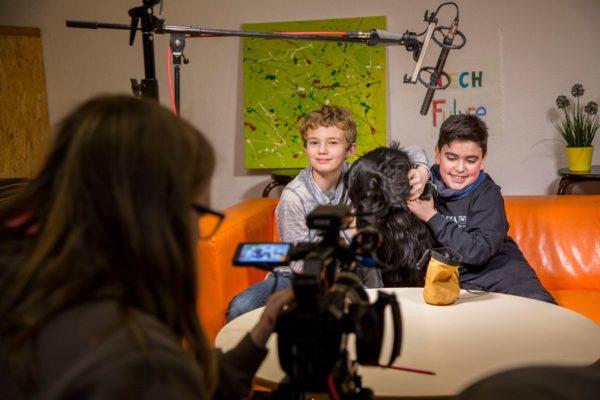 Ein Schulprojekt zum GenreMockumentary mit Schülern der 7. und 8. Klasse an einer Schule in Köln-Ehrenfeld.